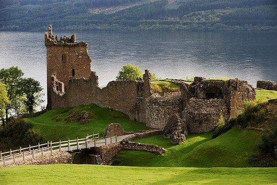 Loch Ness, Highlands, Urquhart Castle, Whisky, privat dagstur fra...