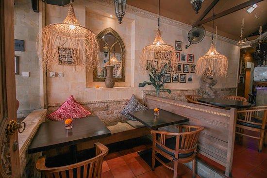 Thanks for coming, Agnes :D – kuva: Monkey Legend Restaurant & Bar, Ubud - Tripadvisor
