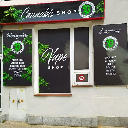 Cannabis Shop Platinum