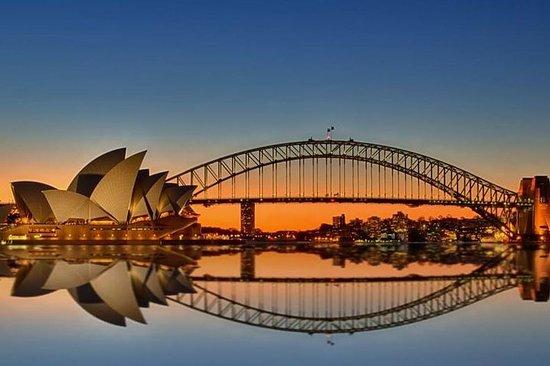 逃离机场:在中途停留时看悉尼