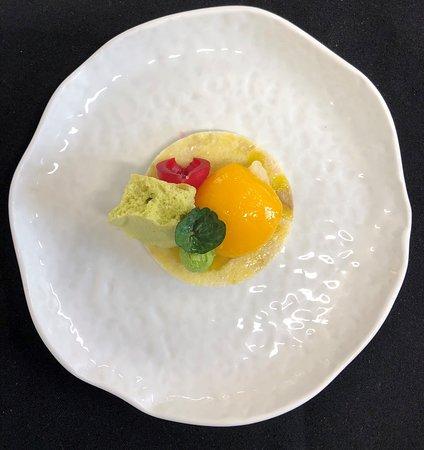 Œuf-foie-ciboulette