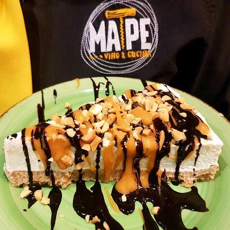 Cheesecake Mapè