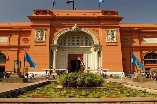 Egyptische Museum halve dagtour