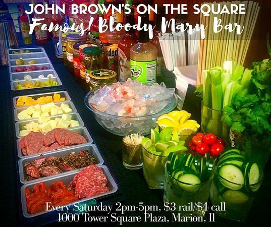 John Brown's on the Square