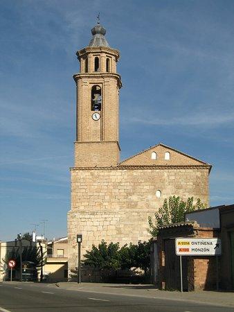 Candasnos, Испания: Iglesia de Nuestra Señora de la Asunción