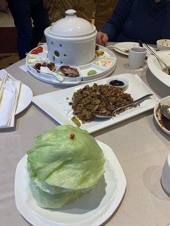 Great Chinese New Years dinner for a small family