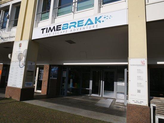 TimeBreak - Live Escape Adventure