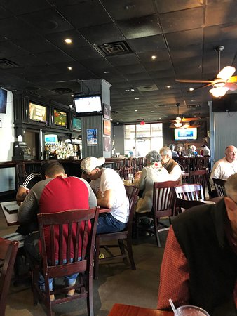 Dig Review Of Daniel Island Grille