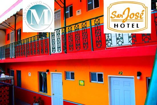 Hotel San José se ubica en el Pueblo Mágico de Salvatierra, céntrico, cómodo y económico lugar para visitar en familia o con amigos.