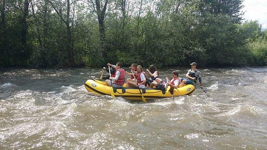 Vlkanova, Словакия: Trip with instructor