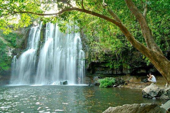 Llanos del Cortez Waterfal Guanacaste Costa Rica www.monteverdetourscr.com