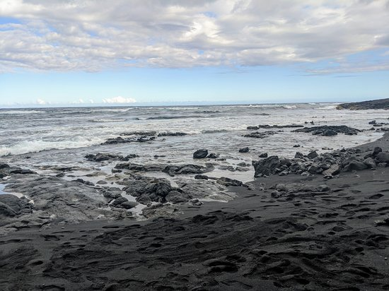 Rocky shoreline