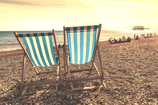 Brighton and Hove, UK: Guided conversations to increase your connection