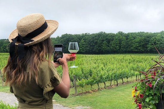Privat vinsmaking og FX Sjokoladefabrikk Tour Niagara-on-the-Lake