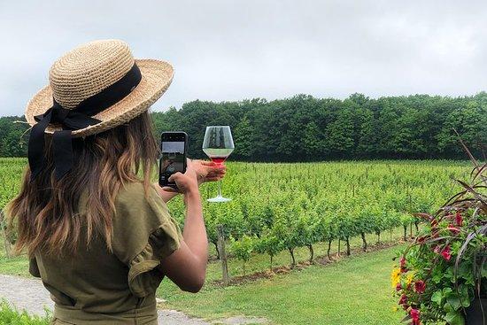 Private Wine Tasting & FX Chocolate factory Tour Niagara-on-the-Lake