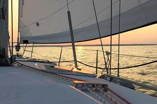 Sunset Cruise - Auf der Chesapeake Bay