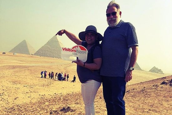 Private Day Trip at Pyramids of Giza