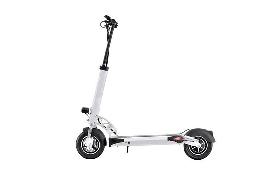 Escooter & walk exploration combo - Pitsilia - Troodos - from Nicosia
