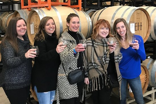 All Inclusive - Bainbridge Island Luxury Winery Tour