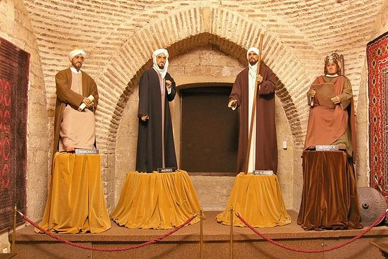 Mohammed Naciri: patrimonio islamico in Spagna dalla Guida musulmana