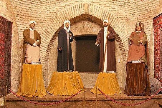 Mohammed Naciri: patrimoine islamique en Espagne par un guide...