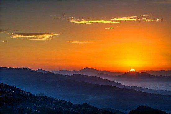 Nagarkot Sunrise-tur med fotturer i...