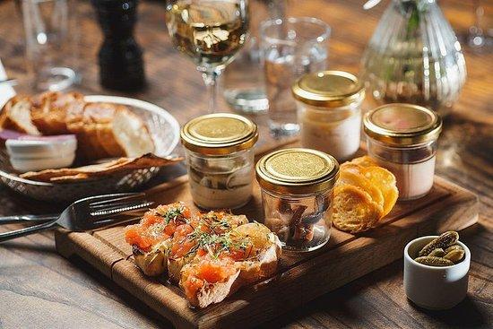 Expérience de dîner à Stockholm