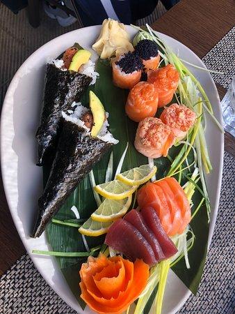 Sushi di alta qualità!
