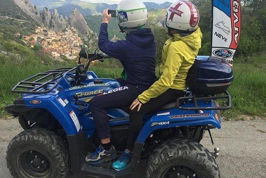 Visite en quad des Dolomites lucaniennes