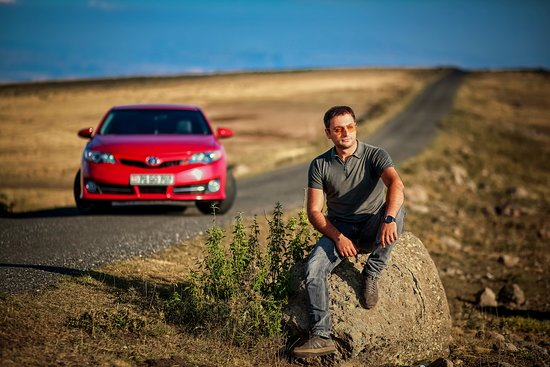 private Guide Driver in Yerevan and Armenia