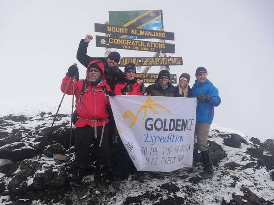 Golden Ice Expedition