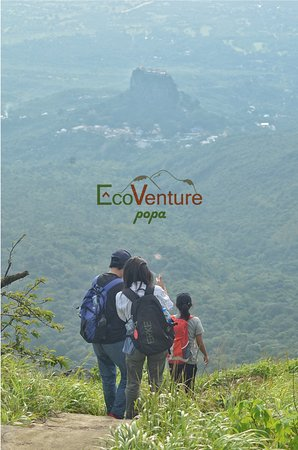 Popaywa, Birmania: Mount Popa - Day Hiking  (EcoVenture Popa Hiking & Trekking Service)