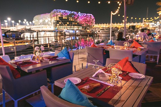 AQUARIUM RESTAURANT YAS MARINA, Abu Dhabi - Menu, Prices & Restaurant  Reviews - Tripadvisor