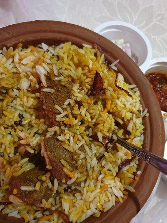 Mutton Pot Buriyani
