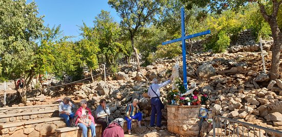 Blue Cross (Medjugorje) Private day trip from Dubrovnik MG Dubrovnik Private Trips