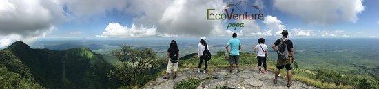 Popaywa, Birmania: Mount Popa   (EcoVenture Popa Hiking & Trekking)