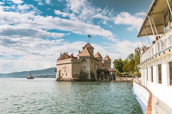 Lausanne, Vevey, Montreux og Chillon Castle Private Riviera-turneen