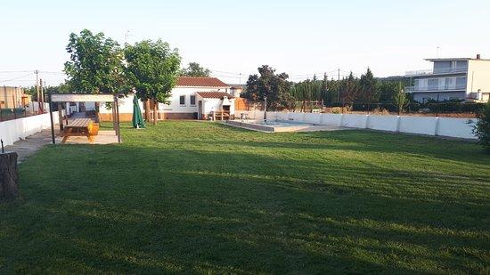 Crespià, España: Jardín Can Sidru