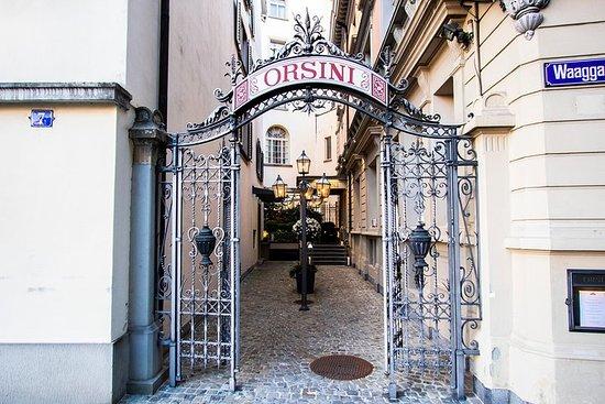 Les portes secrètes de Zurich
