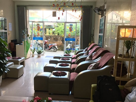 Best Spa Massage Hue