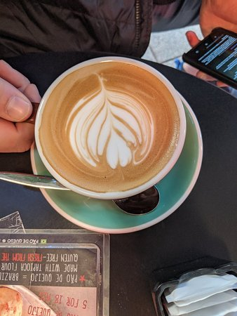 Great Coffee, Excellent Service!!