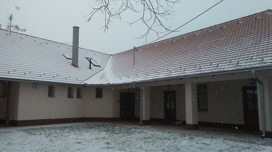Gyomaendrod, Hungary: St. Anthony Pilgrim House (Szent Antal Zarándokszálláshely) in Gyomaendrőd