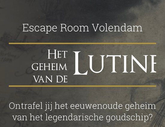‪Enigma Escape Rooms 2.0 - Escape Room Volendam‬