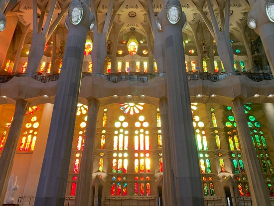 كنيسة سيجرادا فاميليا