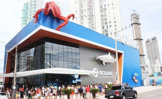 Oceanic Aquarium, Balneário Camboriú _ SC
