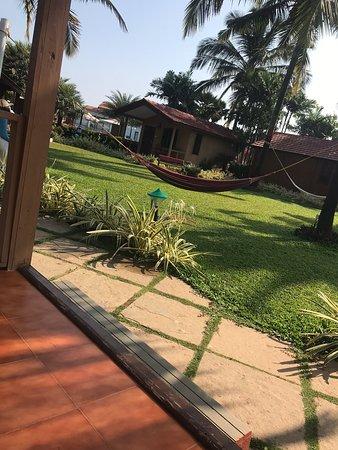 Lovely quiet resort.