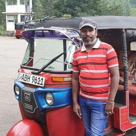 Best Tuk Tuk Rider Nuwaraeliya