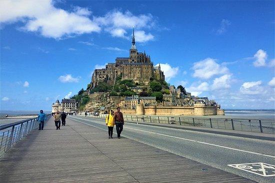 Mont Saint Michel Erstaunlicher...