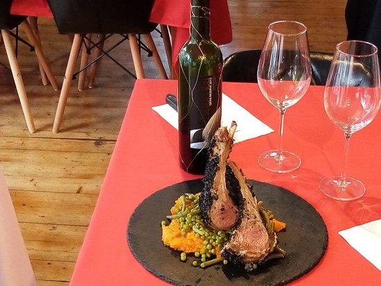 Ruffiac, Франция: Restaurante aire de españa