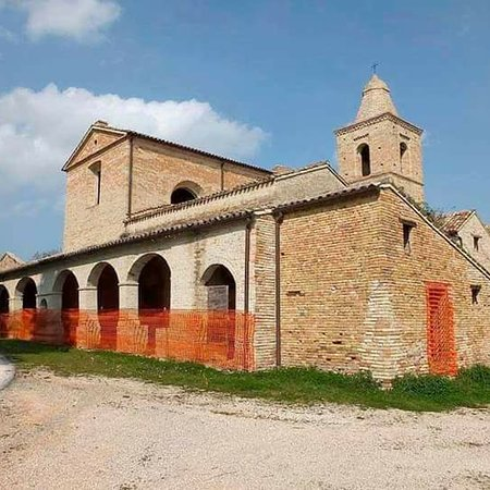 Massa Fermana, Италия: Convento francescano del 1215